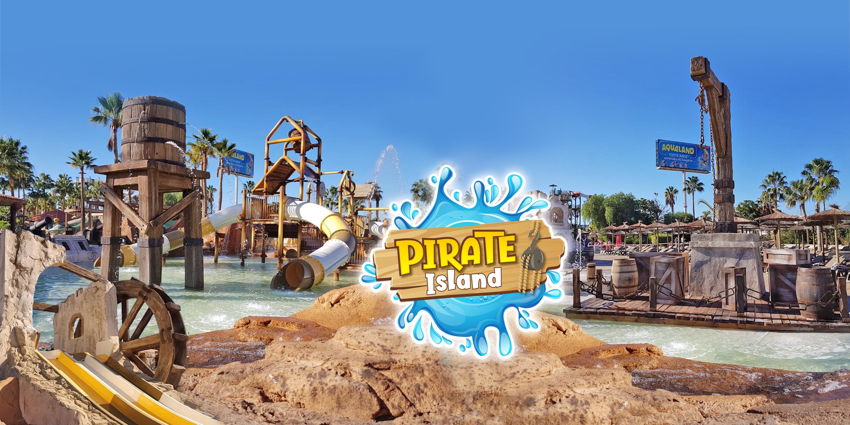 New attraction 2019 – Pirate Island