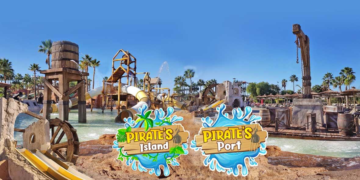 Nuevas atracciones 2019 – Isla Aventura y Puerto Pirata